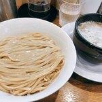 中華そば桐麺 - 料理写真:『つけ麺(こってり)』様(900円)