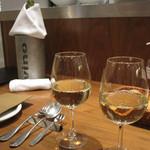 シュリンプ&オイスターハウス - ハウスワイン
