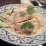 タイ料理レストラン ラナハーン - カオマンガイ