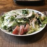 サマナラ - グリーンサラダ