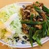 栄華 - 料理写真:ピートン炒め