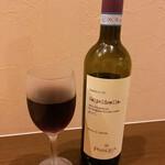 デラ カーサ - どのお料理とも合わせやすいイタリアの赤ワイン