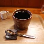 珈琲都夢 - ドリンク写真:本日のコーヒー