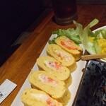 和が家 - 明太チーズ卵焼き