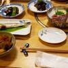 わだ家 - 料理写真:夕食 左サイド