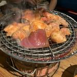 岩崎塾 - 焼いてます。