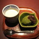 赤坂 渡なべ - デザート