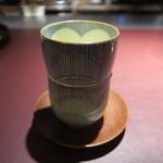 赤坂 渡なべ - お茶