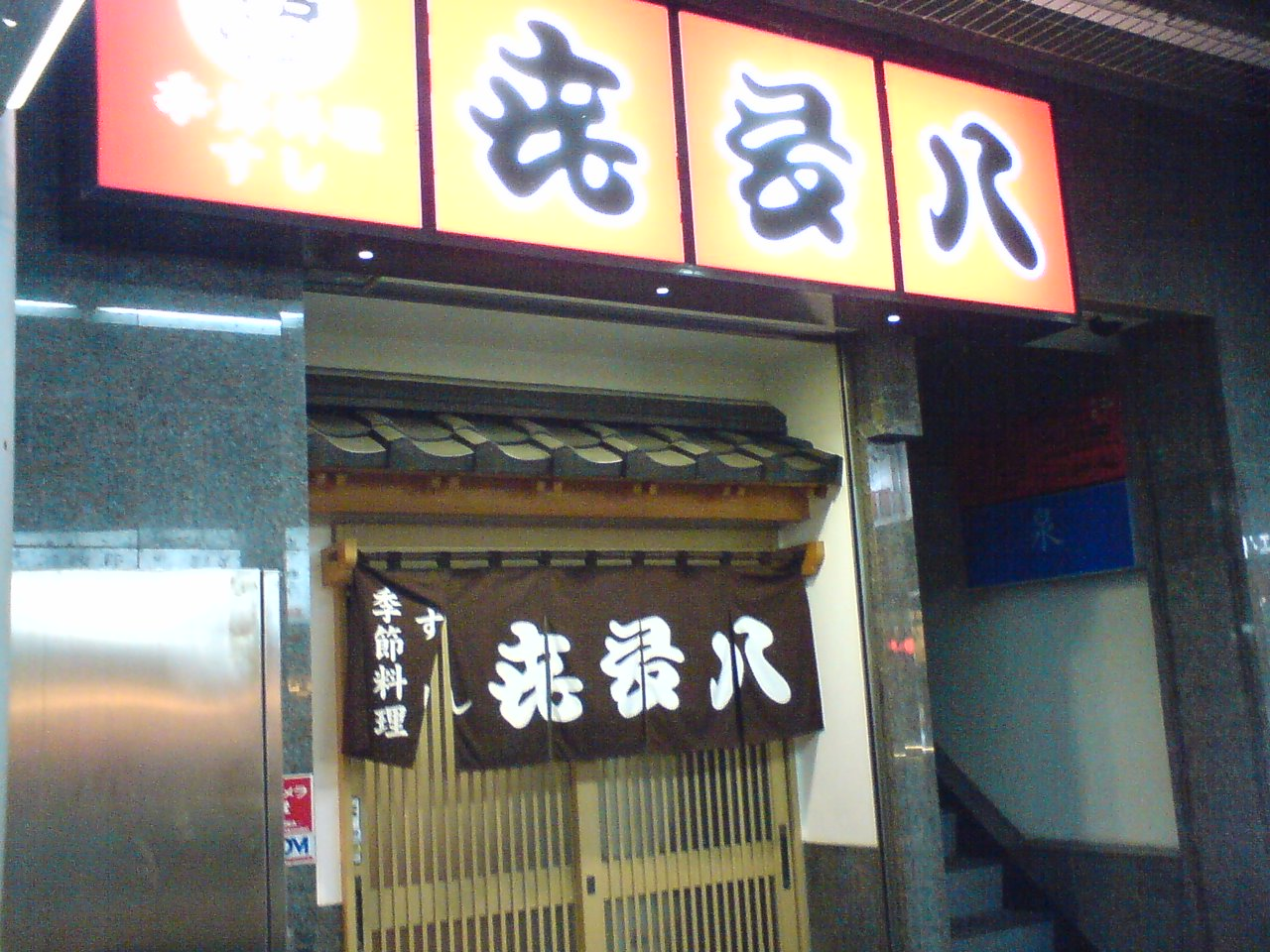 喜多八寿司