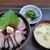 志摩の海鮮丼屋 - 料理写真:糸島海鮮丼(大)。あら汁付きです。