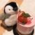 ウルソン - 料理写真:いちごのレアチーズ