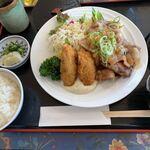 美加ノ原カンツリークラブレストラン - 料理写真: