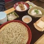 蕎麦処 みかわ - 奥久慈御膳