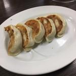 ラーメン仙花 - 焼き餃子