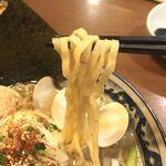 和風楽麺 四代目 ひのでや - 活はまぐりラーメン