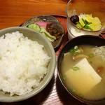 旬菜蔵せんや - 田舎ゆば膳2