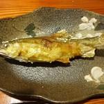 旬菜蔵せんや - 鮎塩焼き