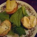 MyLan - スペイン3種のチーズとロメインレタスのサラダ