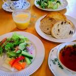 イタリア家庭料理 三春 ラ・ベリータ - セット
