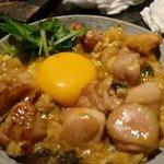 yakitoriwainnihonshukyuu - 親子丼