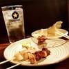 Bonten - 料理写真:梵天@黒崎 芋焼酎 水割り(450円)