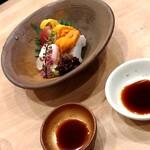 昇六 - 普通の醤油と納豆醤油