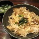120321745 - 十郎めし,味噌汁