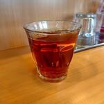 120323955 - 黒烏龍茶。