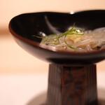 鮨 きよし - 白魚