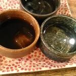 チョップスティックス - ベトナム焼酎飲み比べ