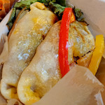 タベラ - エンパナーダ ひき肉のスパイスミートパイ