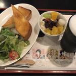 あべまき茶屋 -