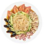 虎坊 - 5色冷菜の盛り合わせ ¥1500