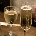 DEN - 白ワイン スパークリング