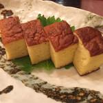 一心 - 厚焼き玉子(肴)