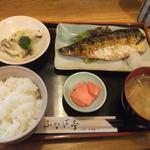 120348173 - 焼魚定食800円