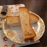 ホワイトバーチ - トースト