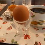 ホワイトバーチ - ゆで卵