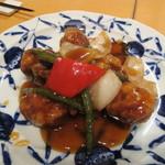 希須林 - 酢豚