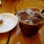 マガタマダイニング - アイスコーヒー