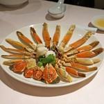 シェフス - 上海蟹の脚とハサミ
