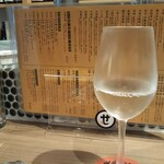 120363068 - 日本酒はワイングラスで。