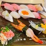 海商寿し - 料理写真: