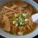 塩苅食堂 - 料理写真:中華そば