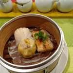Chinese Restaurant Season - 飲茶3種