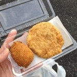 マルシンフーズ - 肉コロッケとメンチ