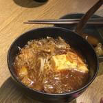 鎌倉酒店 - 牛すじ肉豆腐