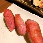 本厚木 肉寿司 -