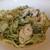 ハレイワカフェ - 鹿児島県産赤鶏ときのこのバジルソースのパスタ