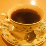 ペナント - コーヒー:350円